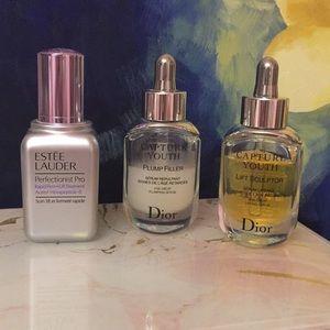 Other - Estée Lauder and Dior Skincare